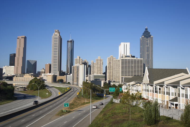 Atlanta tops list as top places to move