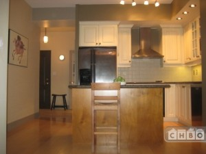 Toronto furnished executive condominium
