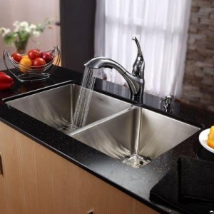 customization in sinks at rental property