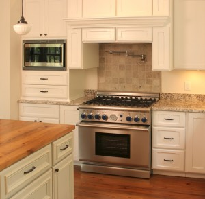 Kitchens in corporate rentals