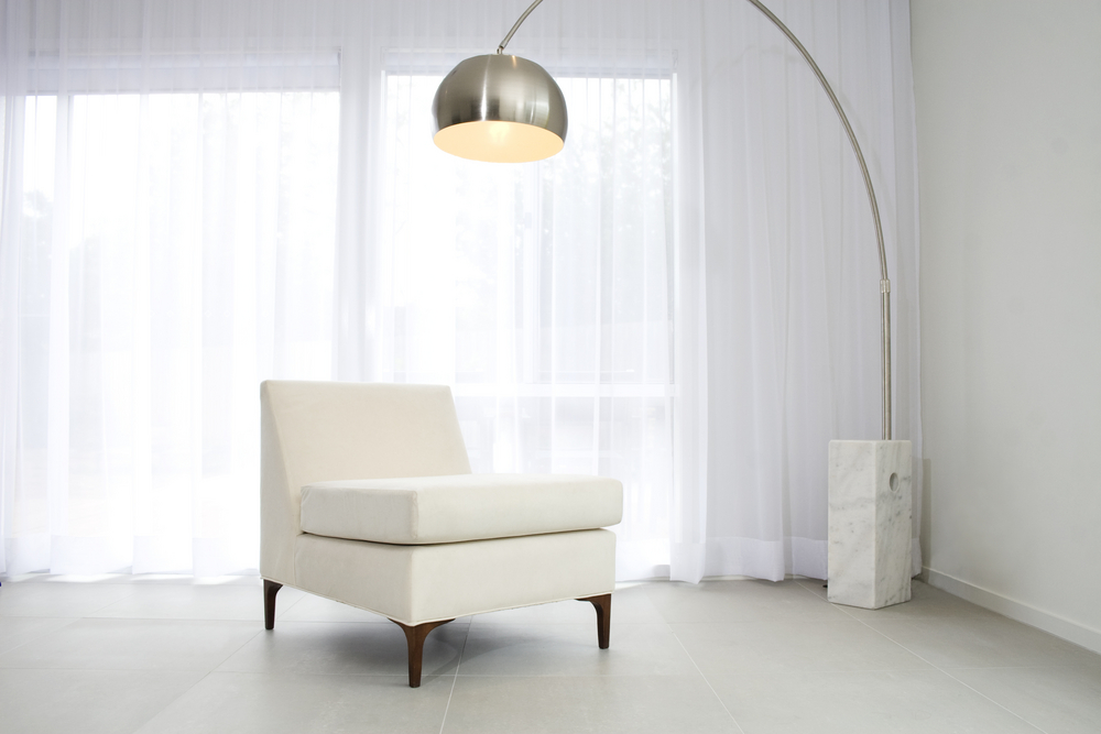 Furnished Property Style with lamp