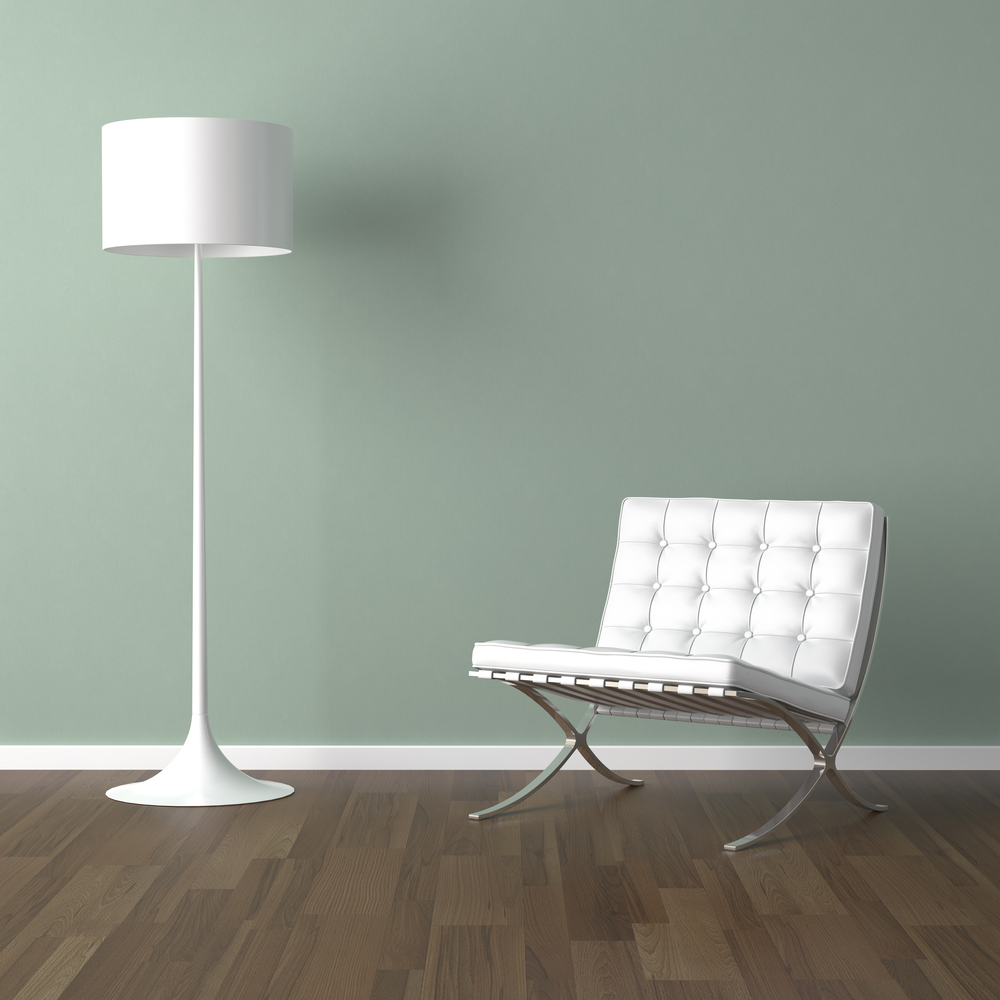 Rental home with lamp for Property Style