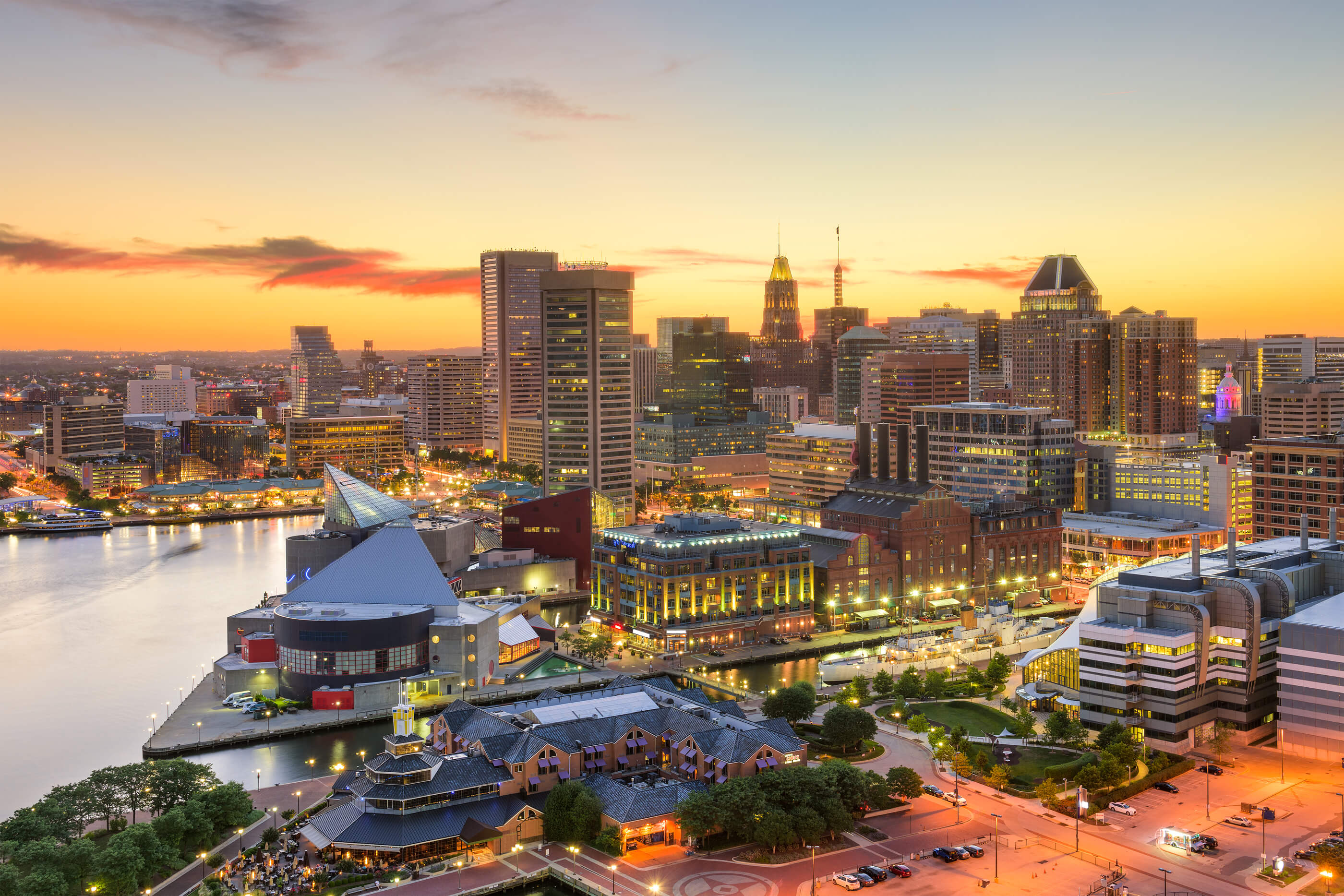 Baltimore-Maryland-USA