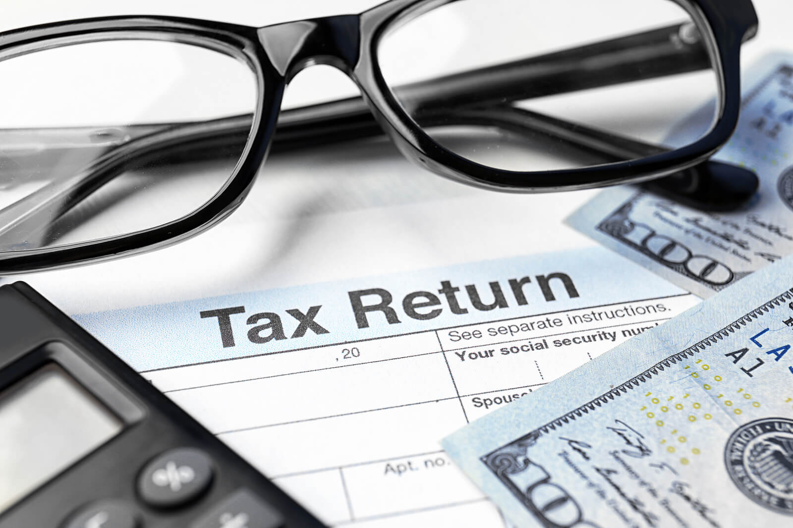 Tax return for Corporate Housing