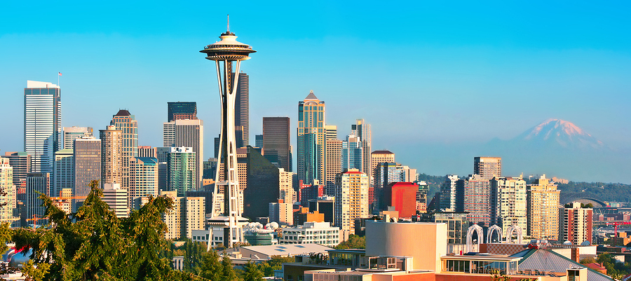 Furnished apartments in Seattle