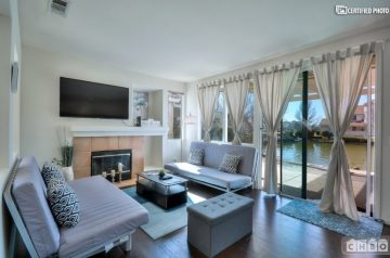 Sacramento Lakeside Luxury Rental