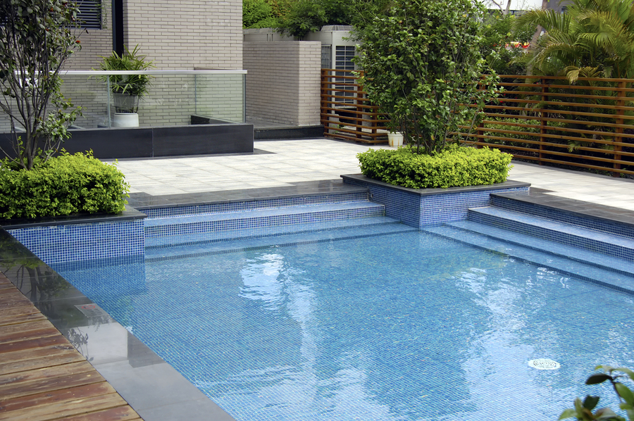 Corporate Apartment Swimming pool