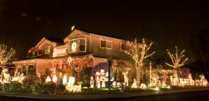 Rent a Large House for Christmas