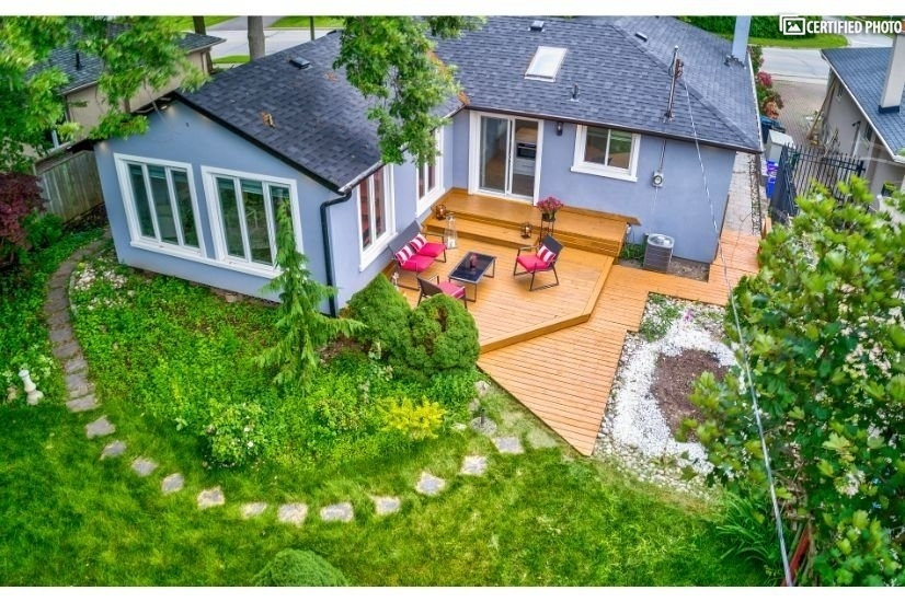 Upscale Fully Renovated Detached Bunglow