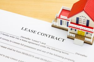 corporate housing lease