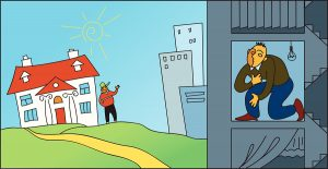 Corporate housing Pros and Cons