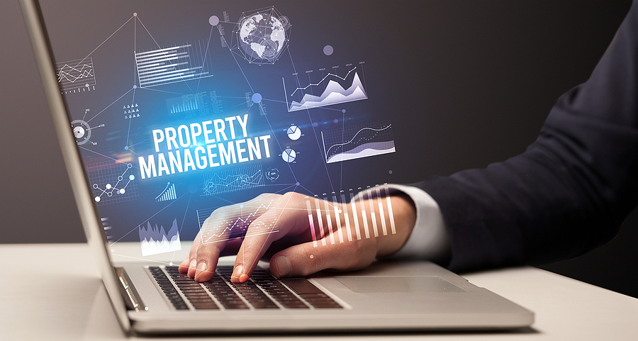Corporate housing property management