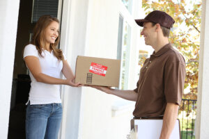 USPS Delivery for Business travelers