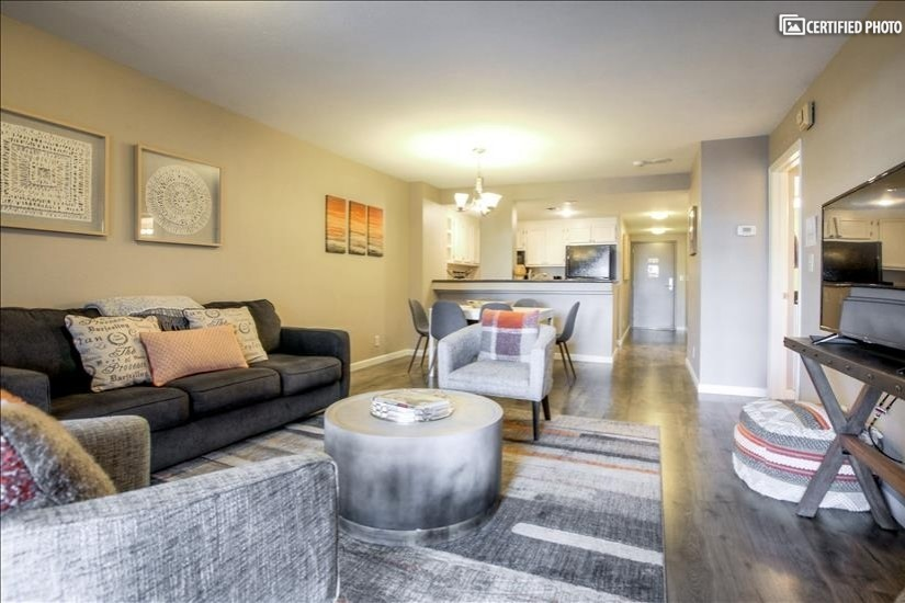 Furnished Apartment in Downtown Denver