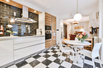 Perfect Kitchen for a Corporate Rental