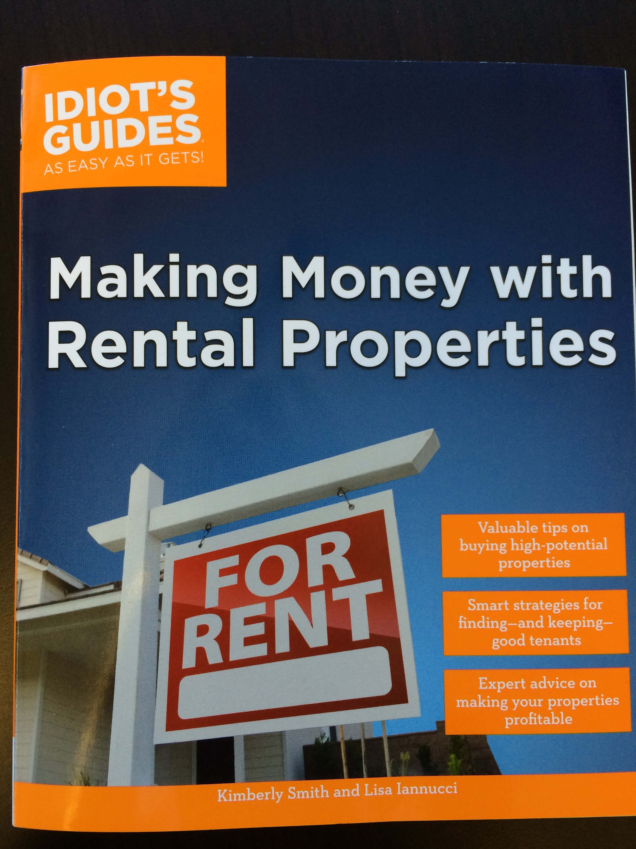 Making money with rental properties