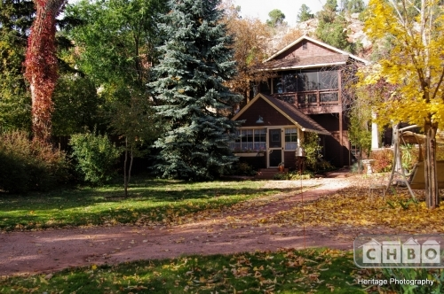 Furn 1 Bdrm Guest House Manitou Springs