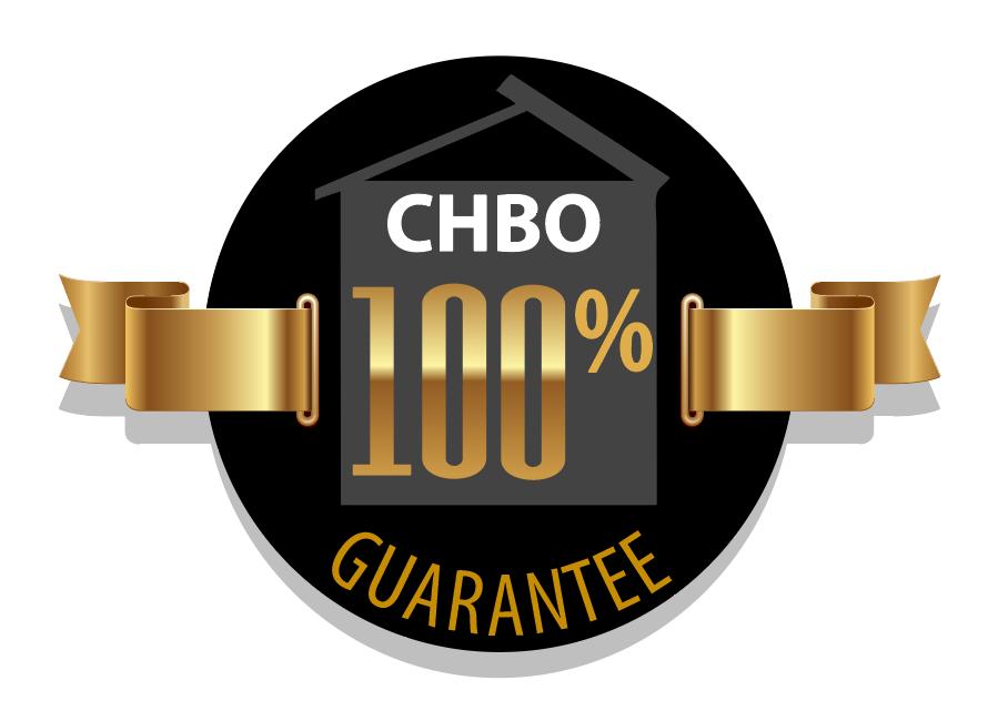 CHBO's Guarantee