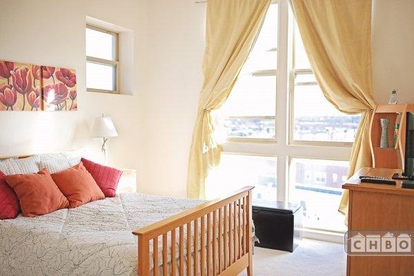 Loft 311 Master Bedroom