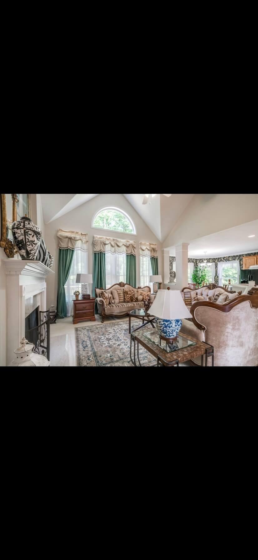 Large Family Room on Main Floor