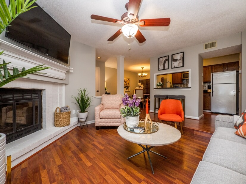 image 12 furnished 2 bedroom Townhouse for rent in Uptown, Charlotte