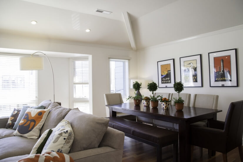 image 10 furnished 2 bedroom Townhouse for rent in Richmond District, San Francisco