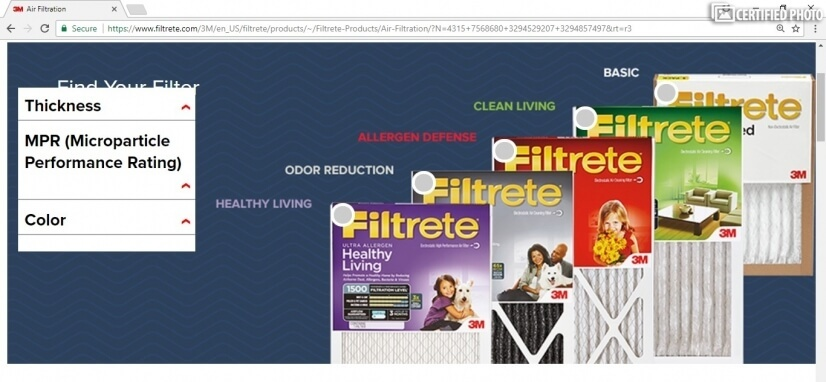 3M Filtrete 365 Lifestyle Program for Healthier Home