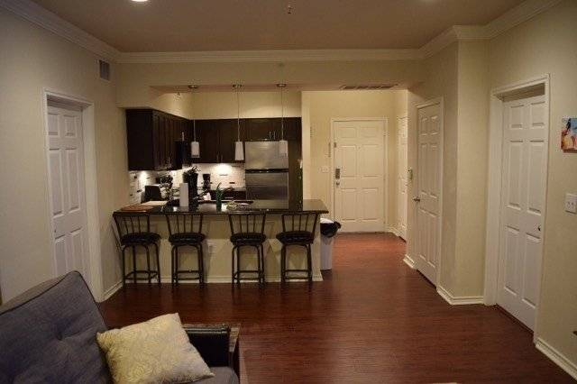 Kitchen + Living area. Very Spacious