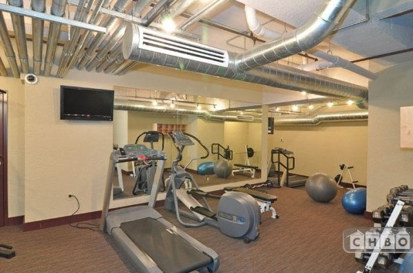 Building Workout Room