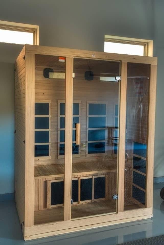 Infrared Sauna - Amazing Health Benefits!