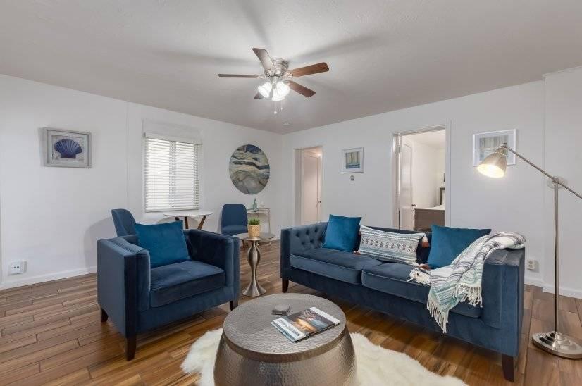image 2 furnished 1 bedroom Apartment for rent in Santa Cruz, Monterey Bay