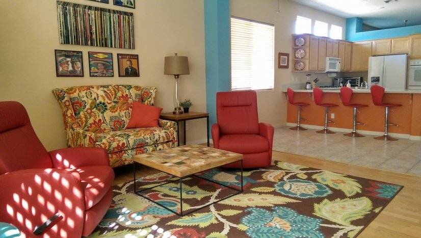 image 7 furnished 3 bedroom House for rent in North Las Vegas, Las Vegas Area