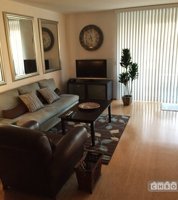 image 2 furnished 2 bedroom Townhouse for rent in Long Beach, South Bay