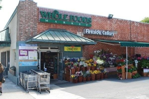 Whole Foods Outside View ( 500 Ft away)