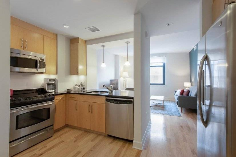 image 4 furnished 1 bedroom Apartment for rent in Bloomingdale, DC Metro