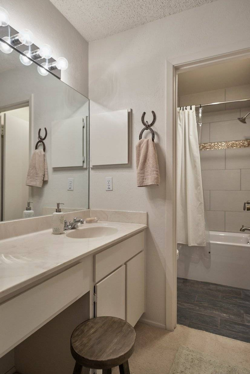 Master Bathroom, newly remodeled