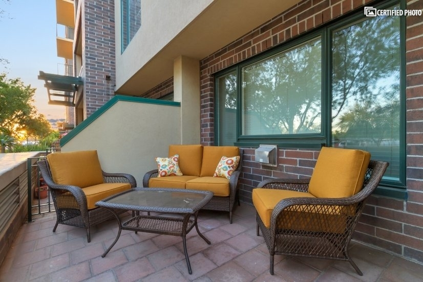 image 3 furnished 2 bedroom Townhouse for rent in Phoenix Central, Phoenix Area
