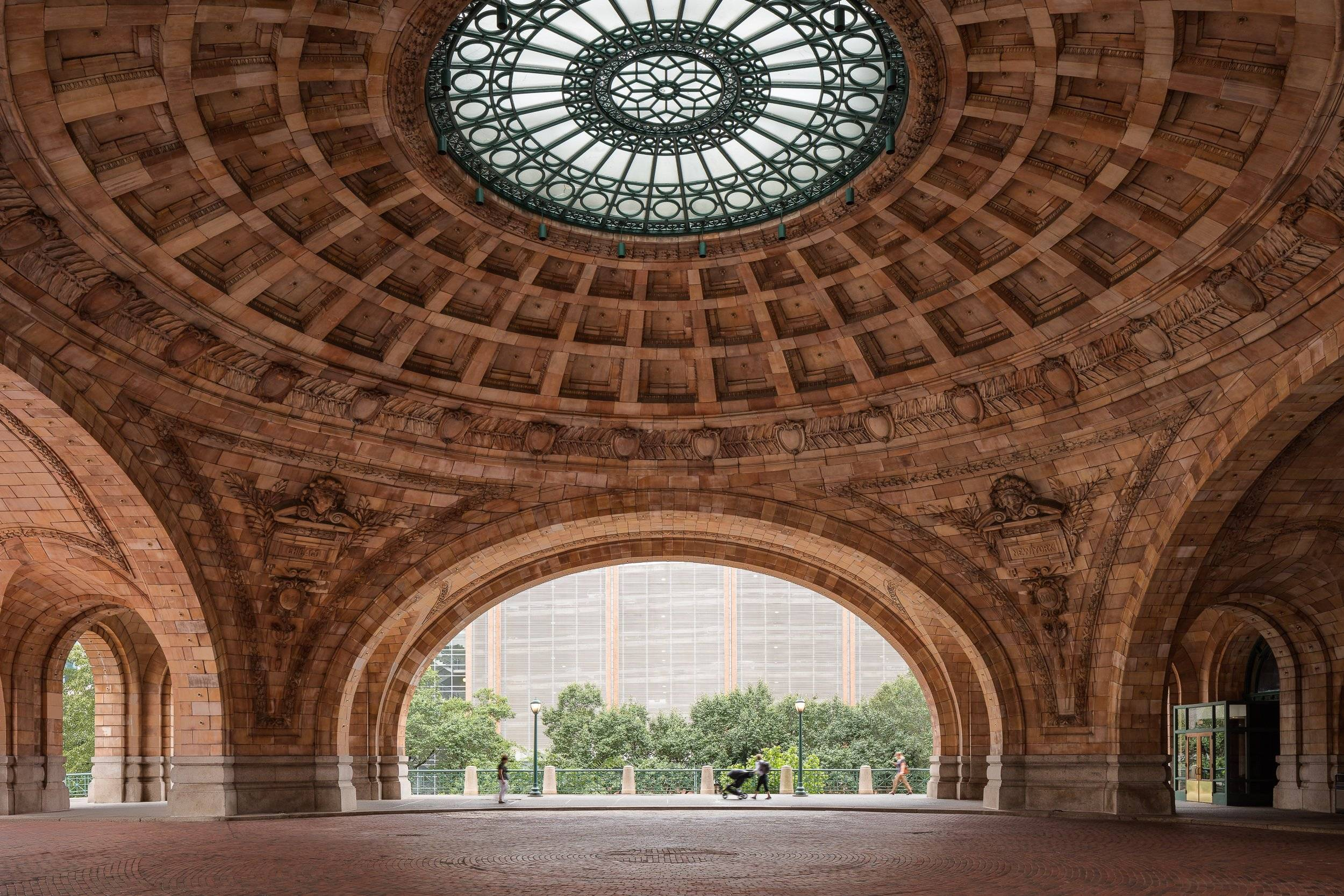 Gorgeous rotunda with historial architecture