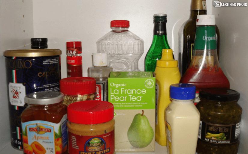 Condiments (vary)