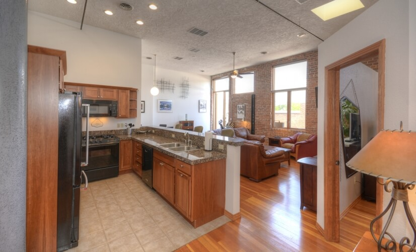 image 4 furnished 1 bedroom Loft for rent in Divine Redeemer, Colorado Springs