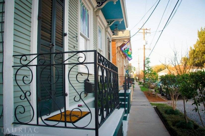 image 4 furnished 1 bedroom Townhouse for rent in Mid-City, New Orleans Area