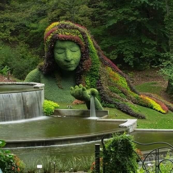 Botanical Gardens - Atlanta