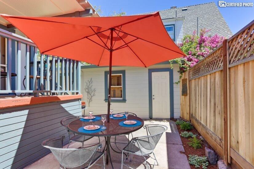 image 7 furnished 2 bedroom House for rent in Alameda, Alameda County