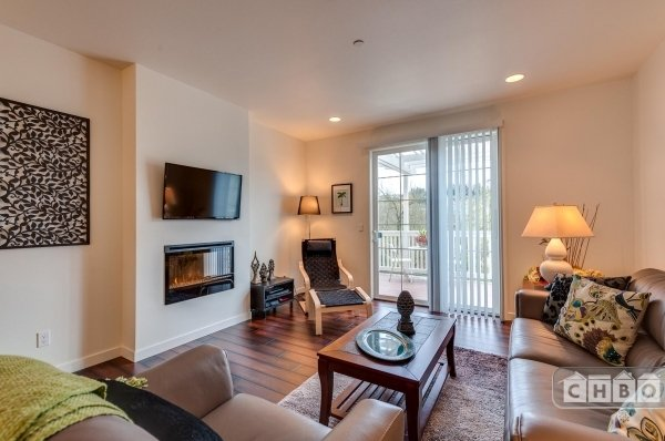 image 2 furnished 2 bedroom Townhouse for rent in Renton, Seattle Area