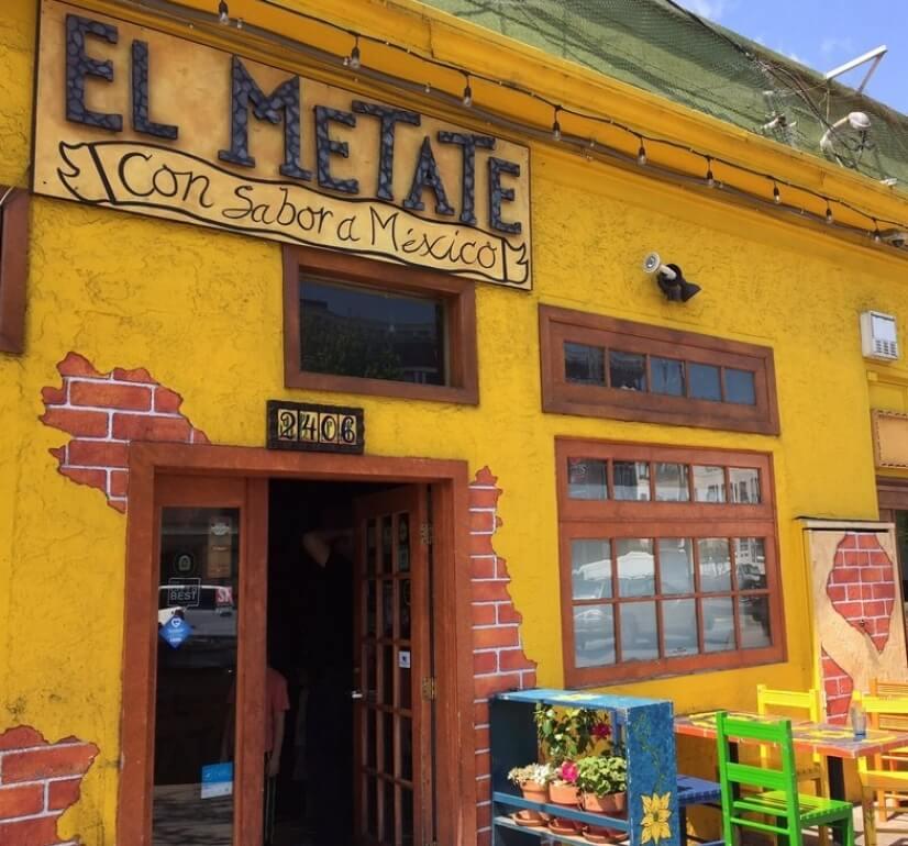 Great Restaurant - a locals favorite. 1 block away
