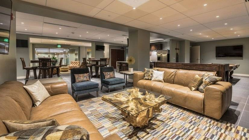 Inside Truman Lounge