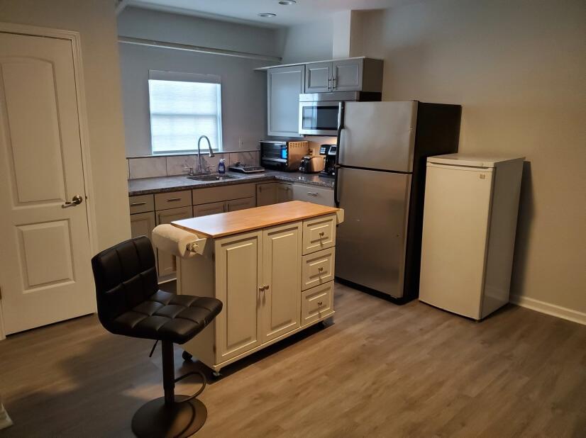 In Law Kitchen in Progress