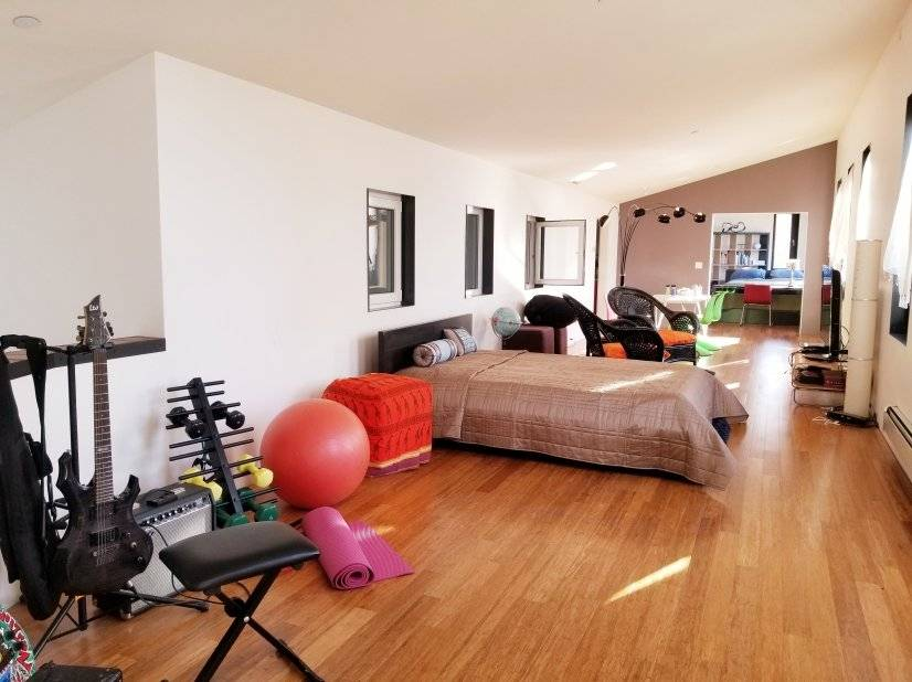 Exercise, Music or Art space