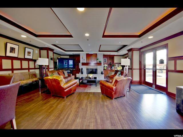 Parc common room