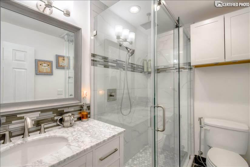 Newley Remodeled Bathroom